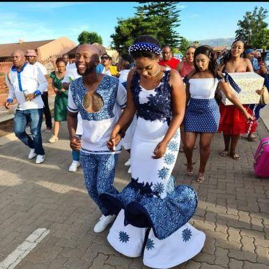 beautiful shweshwe dresses designs 2021 (7)