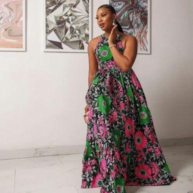 Lovely African Ankara Fashion Dresses 2022 (4)
