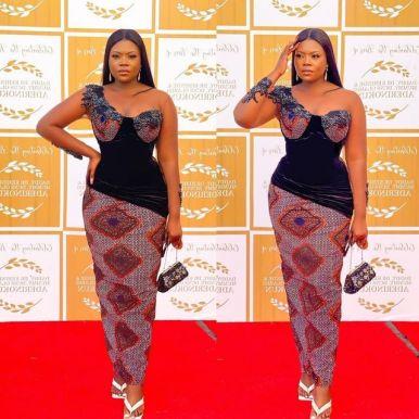 Lovely African Ankara Fashion Dresses 2022 (8)