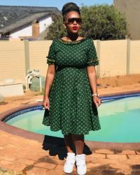 Seshoeshoe Dresses 2021 For Black Women – Seshoeshoe Dresses (6)