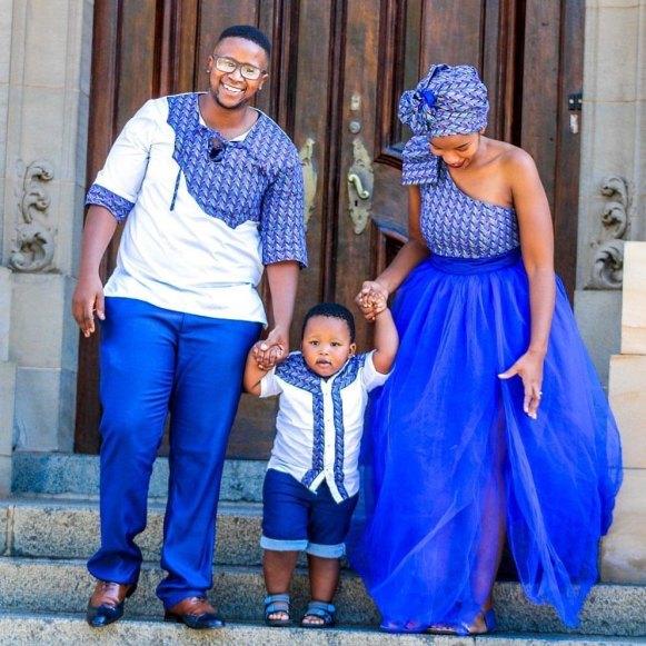 Shweshwe Traditional Dresses 2021 For Black Woman (7)