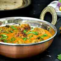 Vegetable Kofta Curry - Veg Kofta Curry