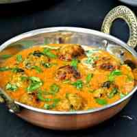 Vegetable Kofta Curry - Veg Kofta Curry