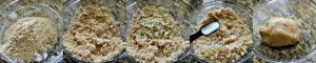 Eggless Coconut Cashew Cookies - Step 2