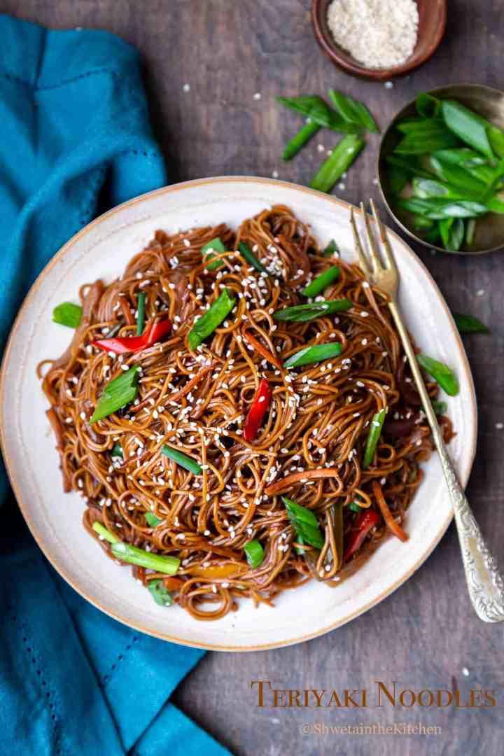 Teriyaki Noodles