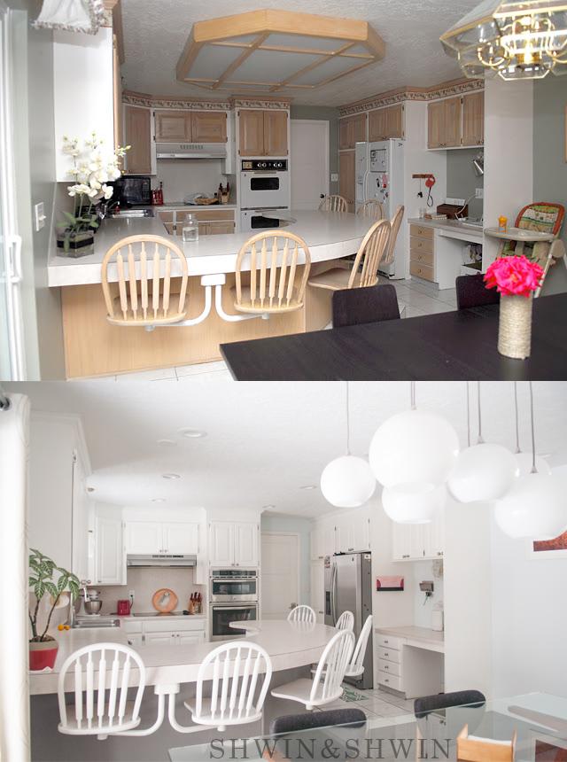 mid century modern kitchen renovation shwinshwin - Mid Century Modern Kitchen Update