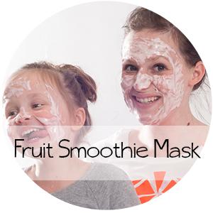 Fruit Smoothie Mask || Shwin&Shwin