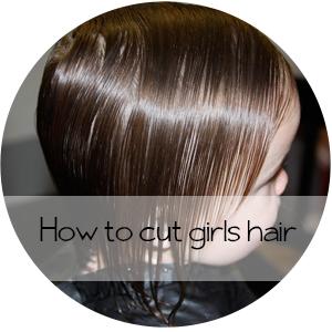 How To Cut Girls Hair Shwin Shwin