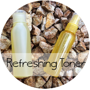 refreshing toner || Shwin&Shwin