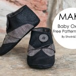 Baby Oxfords || Free Pattern || 6m-24M