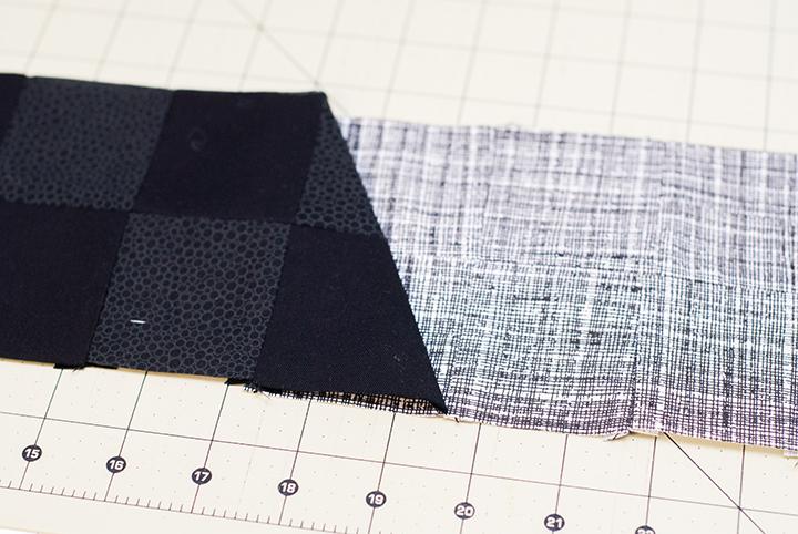 Darth Vader Quilt Pattern || Free Pattern&Tutorial || Shwin&Shwin