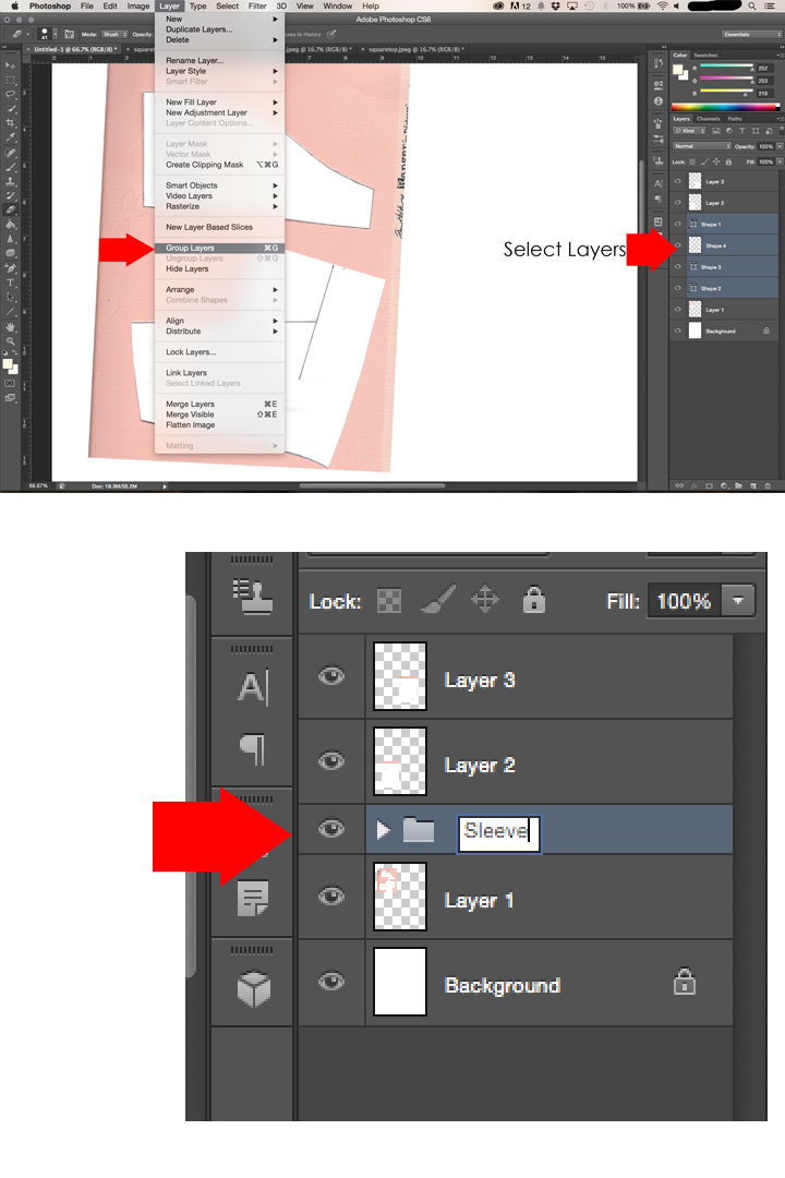 how to save photoshop pdf for print