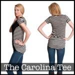 Carolina Tee Pattern || PDF Pattern || Shwin Designs