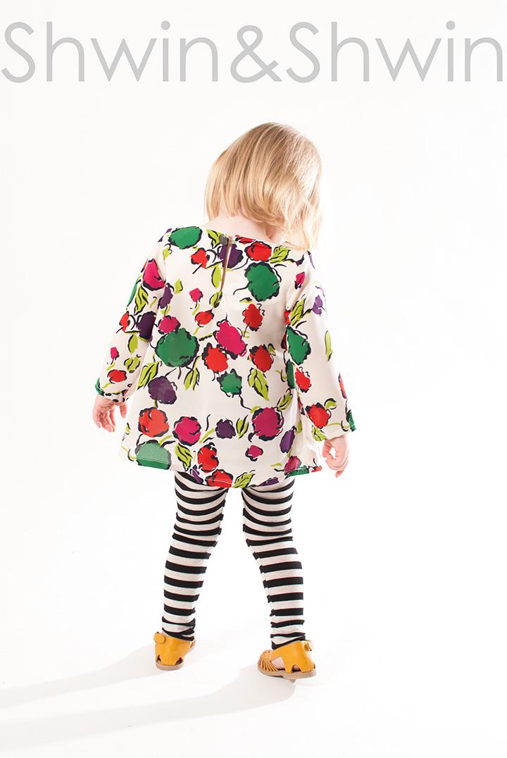 Garden Girl Collection || PDF Sewing Patterns || Shwin&Shwin