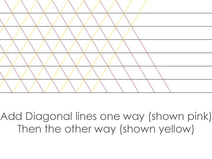 DIY Geometric Wall || Shwin&Shwin