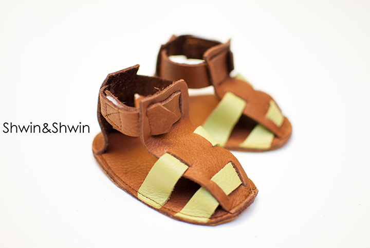 4c6abf0db098 Leather Sandals Pattern - Shwin and Shwin