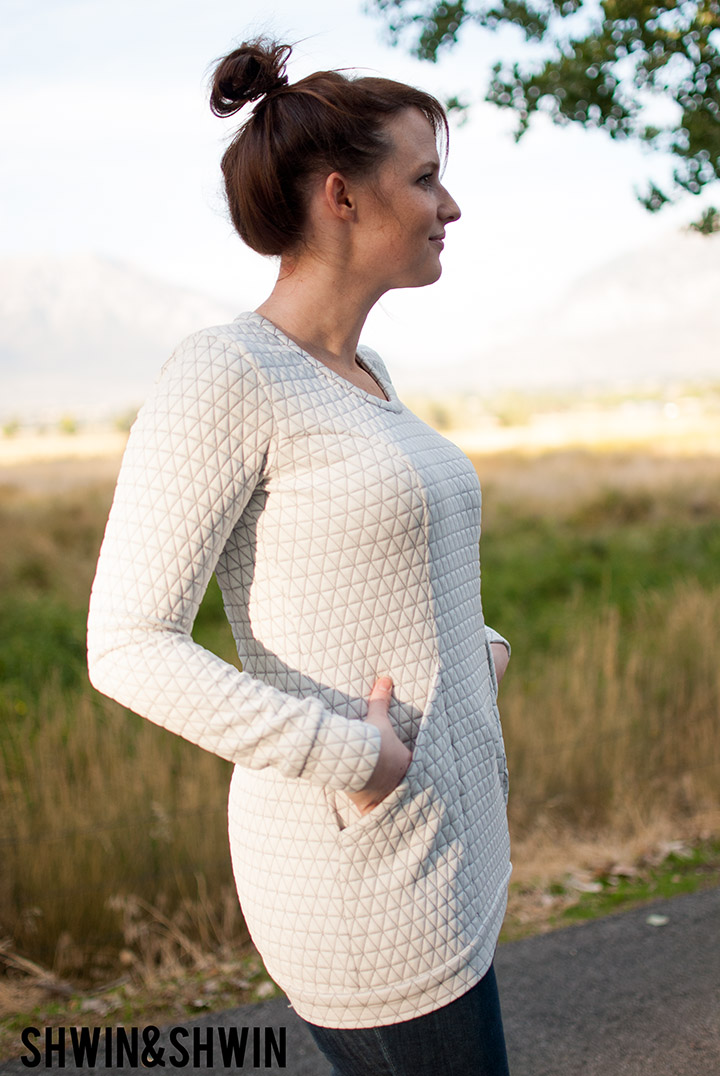 Denver Tunic || Unbiased Collection || Pattern Anthology