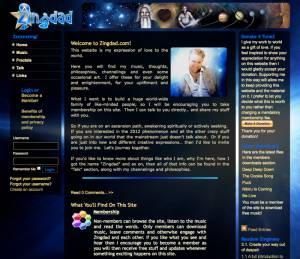 Zingdad Website 2007