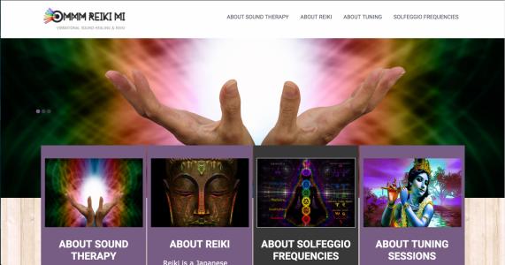 www.OMMMReikiMi.com - Sound Therapy & Reiki