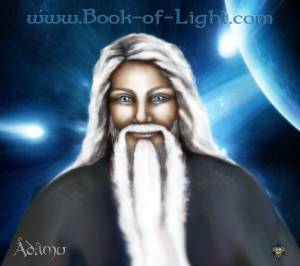 Spirit Being  Adamu By Book Of Light