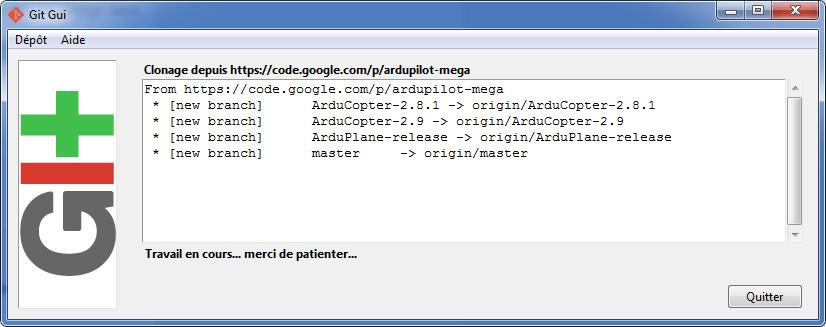Tutoriel 3 : Comment programmer une carte Ardupilot