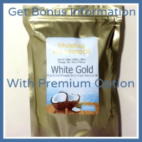 White Gold 1L Flexipack Premium Option