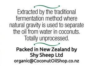 Ancient Wisdom Virgin Coconut Oil