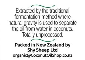 Ancient Wisdom Virgin Coconut Oil