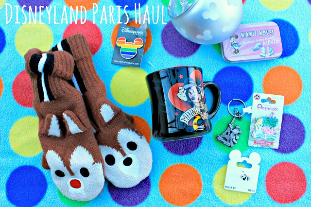 Disneyland Paris Haul lead image
