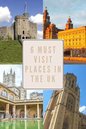 6 Must Visit Places in the UK pinterest pin