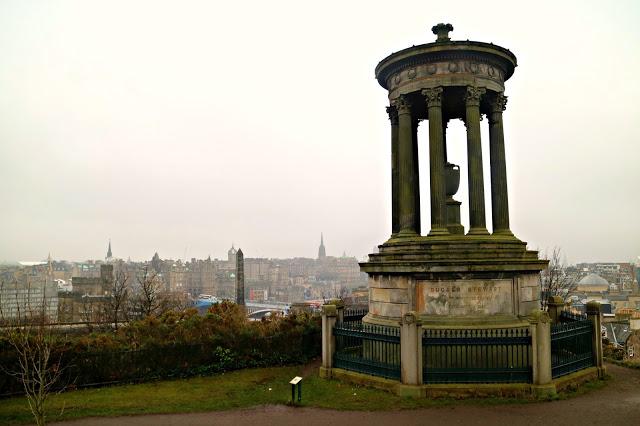 View across Edinburgh