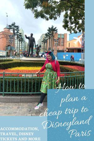 Disneyland Paris Pinterest Pin 2