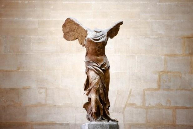 winged victory of-ის სურათის შედეგი