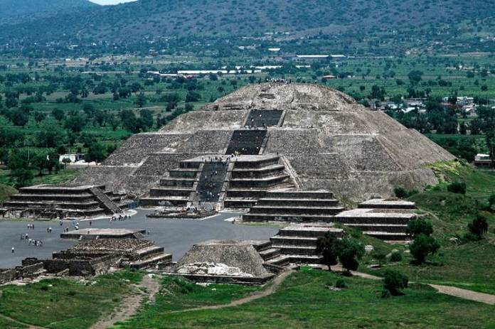 Teotihuacan, Mexico's Pyramid City, Worshipped Water, Scholar Says - WSJ