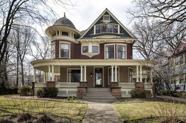 A Crime Novelist s Queen Anne Style House   WSJ The scene of the crime novelist s Queen Anne style home