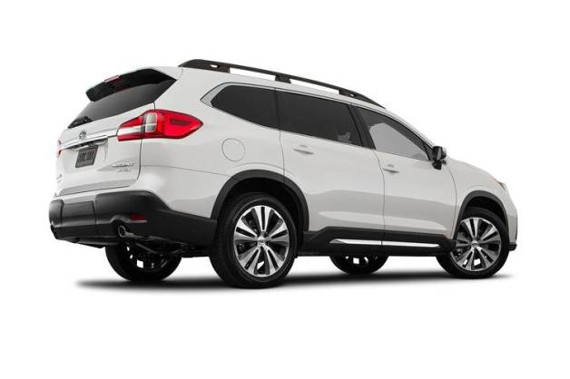 BIG GULP With 153.5 cubic feet of space for up to eight passengers—and 19 cup holders in case they all get really thirsty—the 2019 Subaru Ascent is being touted as the brand's biggest SUV ever.
