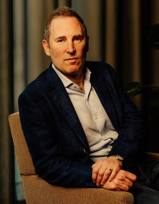 Andy Jassy built Amazon's web-services unit into a dominant force.