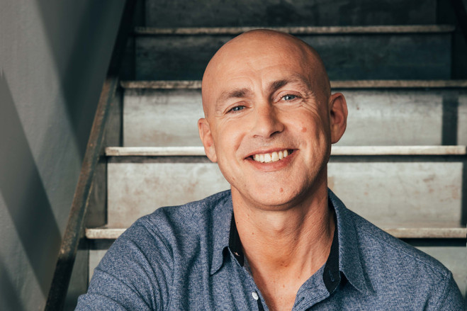 Headspace cofounder Andy Puddicombe is a former Buddhist monk.
