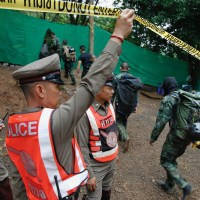 12 Boys and Their Soccer Coach Rescued From Thai Cave