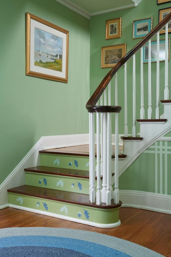 Five Stairways Go From Dull to Dramatic