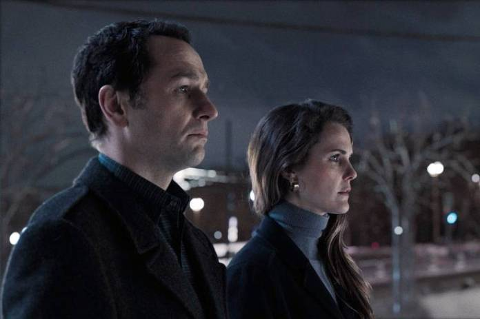 Matthew Rhys and Keri Russell were both nominated for their performances in 'The Americans.'