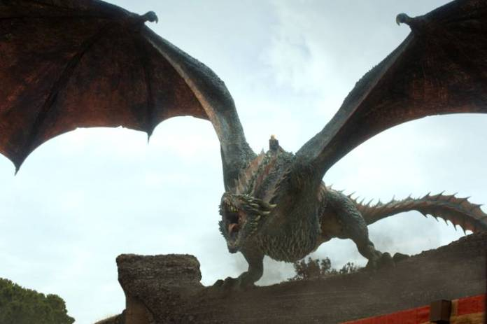 'Game of Thrones' received the most nominations of any series this year.