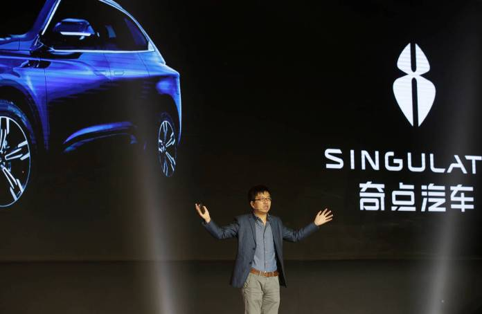 china has 487 electric-car makers, and local governments are