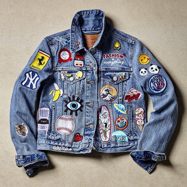 Win This Custom Levi's Jacket!
