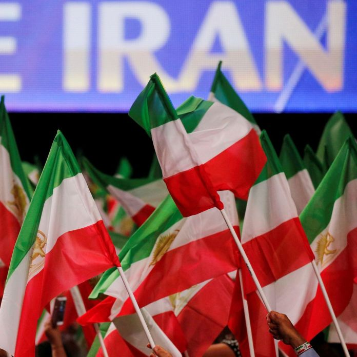 Belgian authorities said they stopped an Iranian émigré and his wife on their way to a June 30 conference in Villepinte, France, and found a device that contained a powerful explosive.