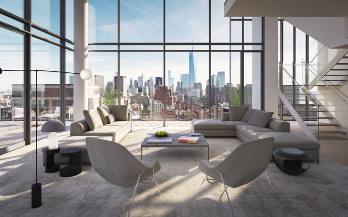 Uber co-founder Travis Kalanick has purchased a penthouse in New York's Soho neighborhood for about $36.4 million.
