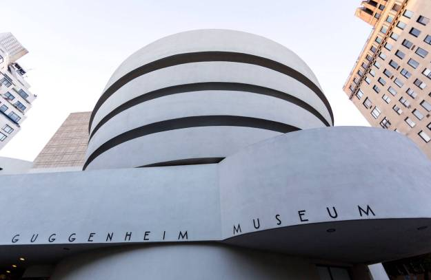 An early-career exhibition at museums like New York's Guggenheim all but guarantees a successful art career, according to newly published research.