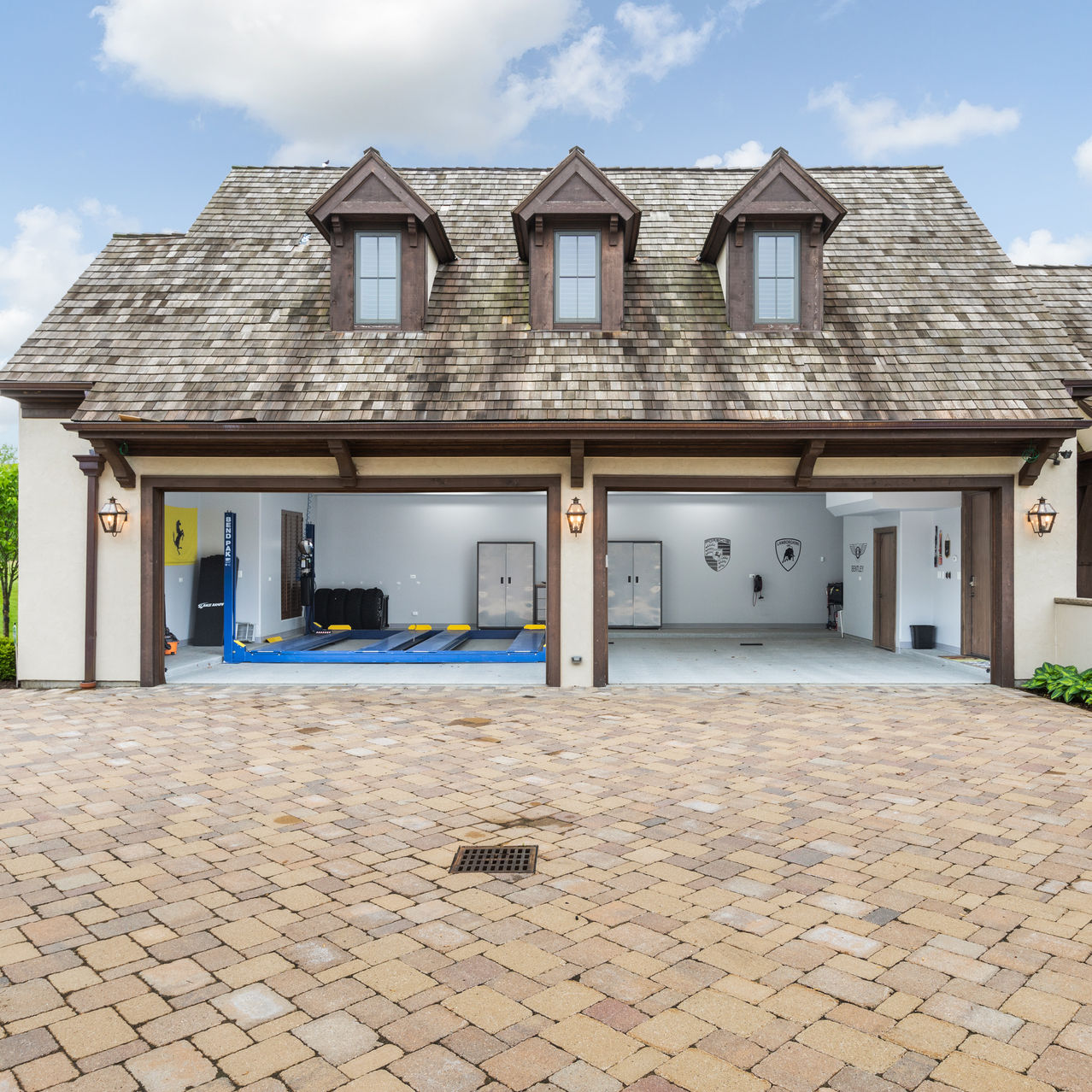 The Ups And Downs Of Having A Home Garage Wsj