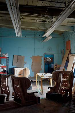 Furniture Maker Tyler Hays On His Design Firm BDDW WSJ