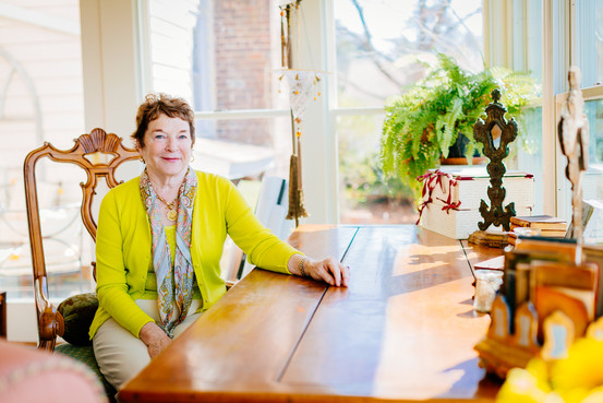 Frances Mayes On Her Southern Estate Wsj